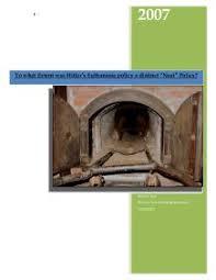 discursive essay euthanasia   gcse religious studies  philosophy    to what extent was hitler amp     s euthanasia policy a distinct
