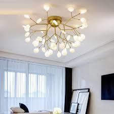 <b>Modern</b> LED Ceiling Chandelier <b>Lighting</b> Living Room Bedroom ...