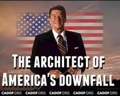 Image result for reagan worst president quotes