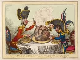 the impact of the napoleonic wars in britain the british library the plumb pudding in danger or state epicures taking un petit souper