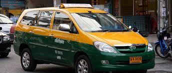 Image result for taxi bangkok to pattaya