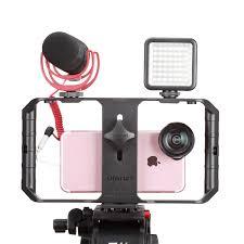 <b>Клетка</b> для смартфона <b>Ulanzi</b> U-Rig Pro <b>Smartphone</b> Video Rig ...