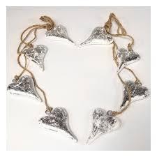 <b>Гирлянда подвесная EnjoyMe</b> Snow Hearts, 4 шт. — купить в ...