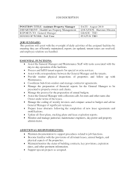 assistant property manager resume com assistant property manager resume is catchy ideas which can be applied into your resume 6