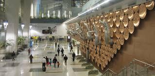 Indira Gandhi International Airport-New Delhi