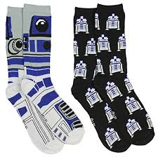 <b>Men's</b> Star Wars Casual <b>Crew 2 Pack</b> Socks- Buy Online in Israel at ...