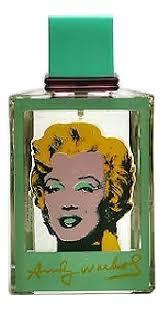 <b>Andy Warhol</b> Marilyn Bleu духи от знаменитостей, купить парфюм ...