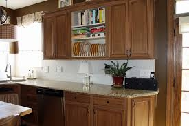 gloss white kitchen cabinet curved door