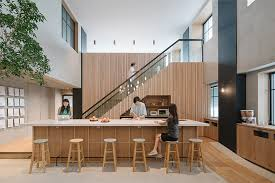 airbnb tokyo office interiors japan suppose design office airbnb cool office design