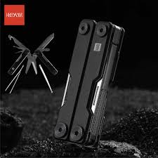 2020 <b>HUOHOU MINI Multi Function</b> Knife Pocket Folding Knife ...