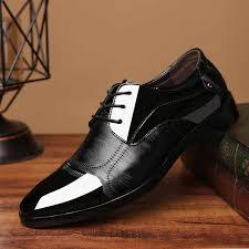 REETENE 2020 Formal Shoes <b>Men Pointed</b> Toe <b>Men</b> Dress Shoes ...