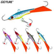 <b>Goture 1pc Ice</b> Fishing Balancer 17.2g 7.9cm Winter Fishing Lure ...