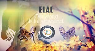 <b>ELAC</b> – весь ассортимент в салоне только 2 дня!