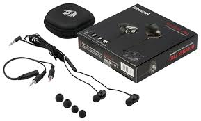 Купить <b>Наушники Redragon Bomber Pro</b> black по низкой цене с ...