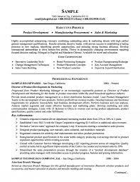 development marketing resume product development marketing resume