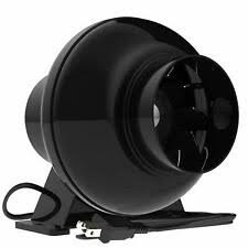 <b>4 Inch</b> Hydroponic in Line/<b>Duct Fans</b> for sale | eBay