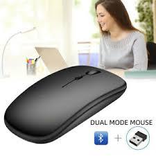 HLL <b>Ultra Thin Bluetooth</b> 3.0 <b>Wireless</b> Mouse,<b>Portable</b> 1600DPI ...