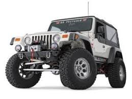 WARN 87700 <b>Rock Crawler</b> Stubby Front Bumper for 97-06 Jeep ...