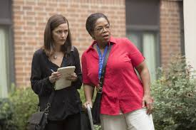 hbo s henrietta lacks raises questions about trust and ownership rose byrne as rebecca skloot and oprah winfrey in ldquothe immortal life of henrietta lacks rdquo