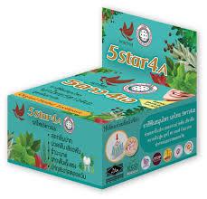 Купить Травяная отбеливающая <b>зубная паста 5</b> Star Nokthai ...