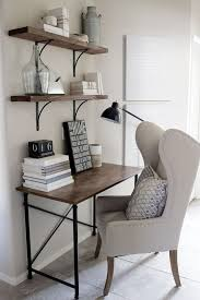 home decorating ideas small home office desk in rustic industrial glam style wingback chair belvedere eco office desk eco furniture