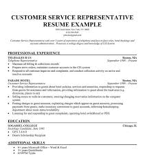 resume examples  examples of good objective statements for resume    examples of good objective statements for resume   telephone representative experience
