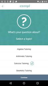 Exampl   Live Homework Help  screenshot Google Play