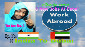 new jobs at dubai and best tips for abroad jobs from our n new 6 jobs at dubai and best tips for abroad jobs from our n agency must watch feb 2017