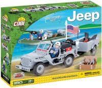 <b>COBI Jeep</b> Willys MB Navy 24193 (24193) – купить <b>конструктор</b> ...