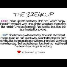 Funny Quotes About Breakups. QuotesGram via Relatably.com