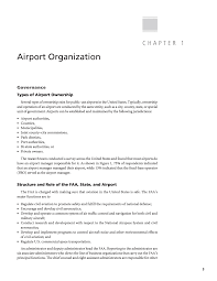 chapter 1 airport organization guidebook for managing small page 3