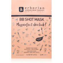 Erborian BB Shot Mask тканевая <b>маска</b>, <b>придающая сияние</b> ...