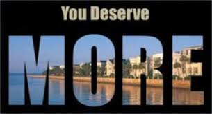 Image result for deserve more