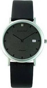 Мужские <b>часы Romanson</b> Titanium <b>UL0576SMW</b>(<b>GR</b>)
