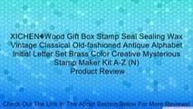 <b>10pcs</b> Colors <b>Antique Carved</b> Wax Sealing Sticks for Retro <b>Vintage</b> ...