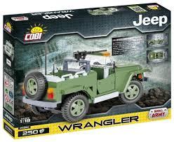 Купить <b>Конструктор Cobi</b> Small <b>Army Jeep</b> 24260 Вранглер по ...