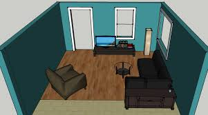 image of arrange furniture small living room idea arranging furniture small living