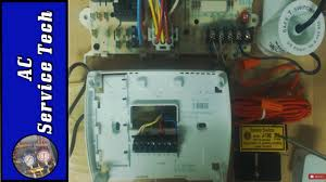 <b>Thermostat</b> Blank Not Working- Simple Diagnosis! - YouTube