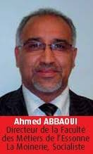 Patrice Simon (BAGP) Dominique Crémona (BAGP) Ahmed Abbaoui (Socialiste) - 23435788_p