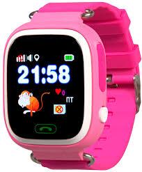 <b>Детские умные часы Prolike</b> PLSW90PK, розовые купить в ...