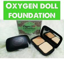 Hasil carian imej untuk RZN Oxygen Doll Foundation