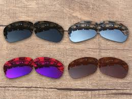 PapaViva <b>POLARIZED Replacement Lenses</b> For Authentic C Wire ...