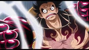 <b>Luffy</b> GEAR 4TH TRANSFORMATION IN <b>ANIME</b> - <b>One Piece</b> ...