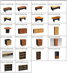 modular office desexecutive deskhigh quality melamine modular office desk office desk components