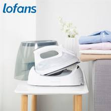 Lofans 1300W <b>Household</b> Cordless <b>Steam Iron Strong Steam</b> ...