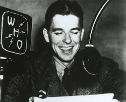 Image result for images of ronald reagan on 1950's television