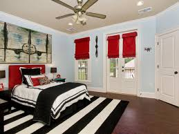 red white bedroom ideas modern