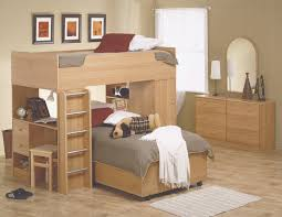 bunk beds with slide and desk bunk beds desk drawers bunk