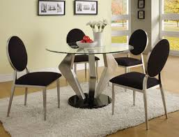 Retro Dining Room Sets Black Fabric Dining Room Chairs At Alemce Home Interior Design