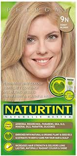 Naturtint <b>Permanent Hair Colour</b>, <b>9N</b> Honey Blond: Amazon.co.uk ...